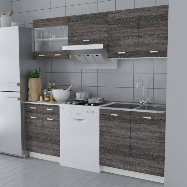 Einbauküche Küchenzeile günstig - wenig vorrätig