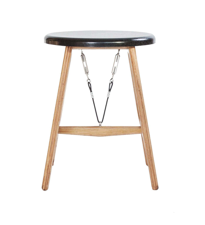 pit frame hocker pirol furnituring. Black Bedroom Furniture Sets. Home Design Ideas