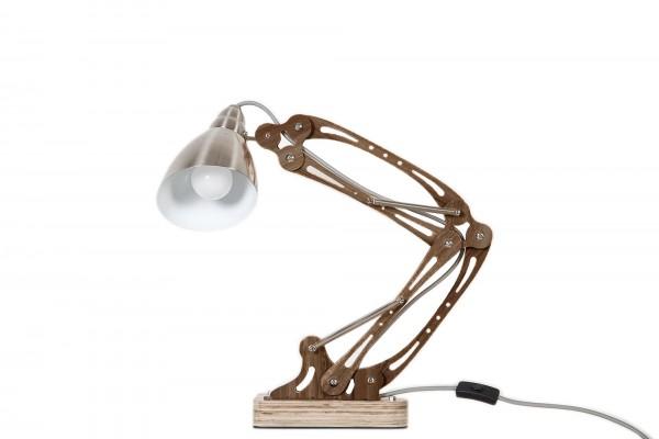 Tischlampe Merop Teak