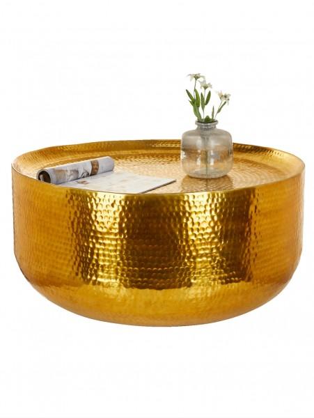 Couchtisch Gold-Look