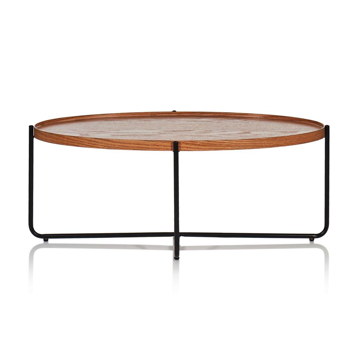 couchtisch oval skandinavischer look versandkostenfreie m bel online bestellen. Black Bedroom Furniture Sets. Home Design Ideas