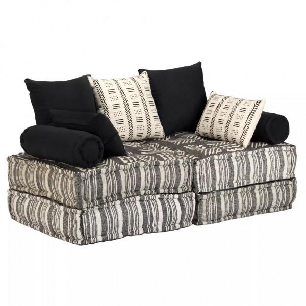 2-Sitzer Modulares Schlafsofa