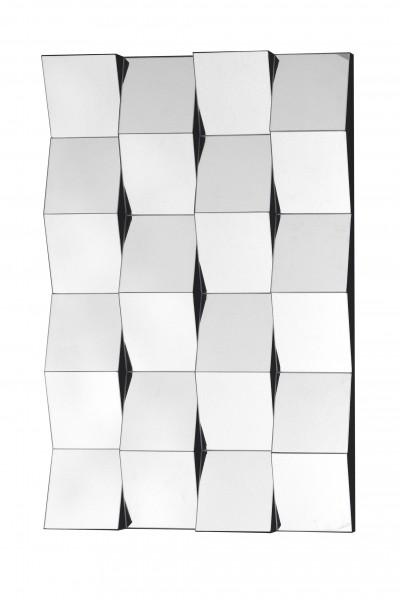 Wandspiegel Poseidon 1310 Silber