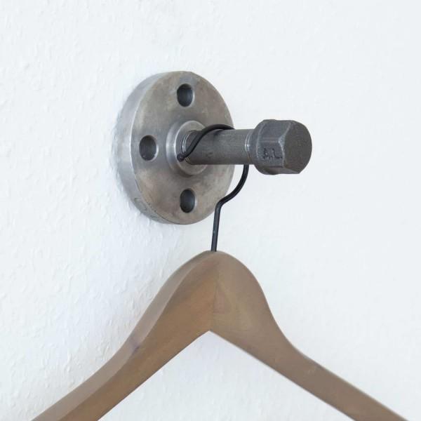 Industrial Design Kleiderhaken · Garderobenhaken · Wandhaken