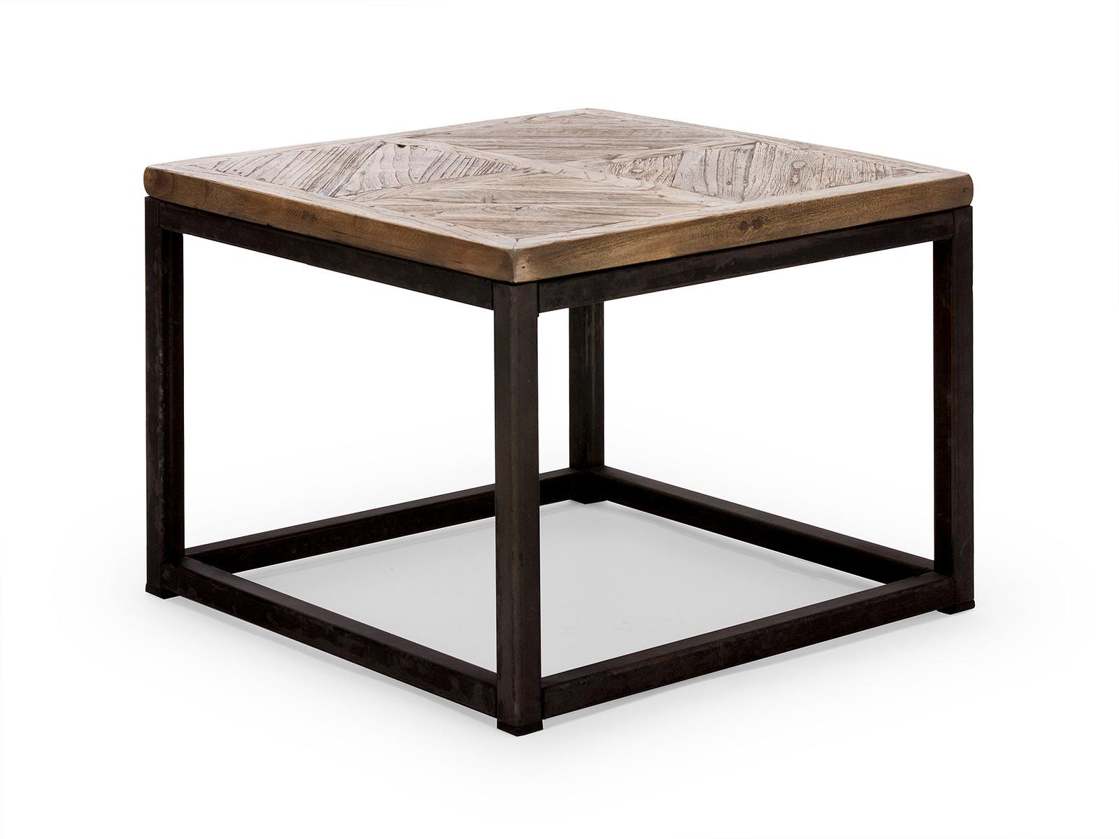 industrie design couchtisch aus massivholz versandkostenfreie m bel online. Black Bedroom Furniture Sets. Home Design Ideas