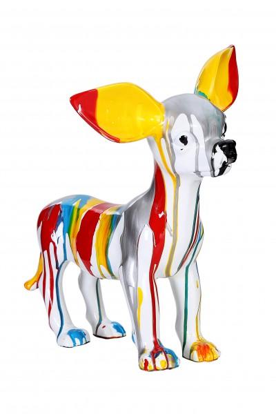 Skulptur Chihuahua 120 Multi