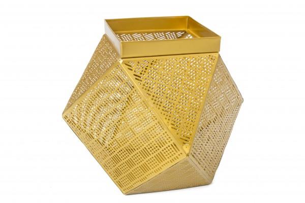 Korb Basket Art Gold I