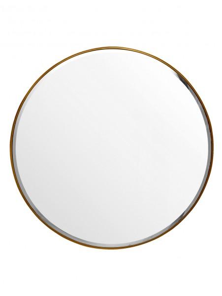 Wandspiegel Metall - rund