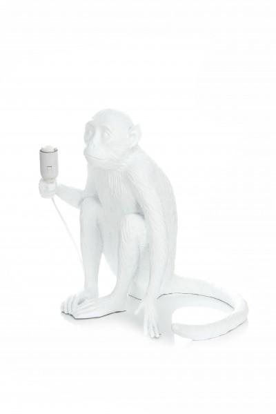 Tischlampe Chita 110 Weiß