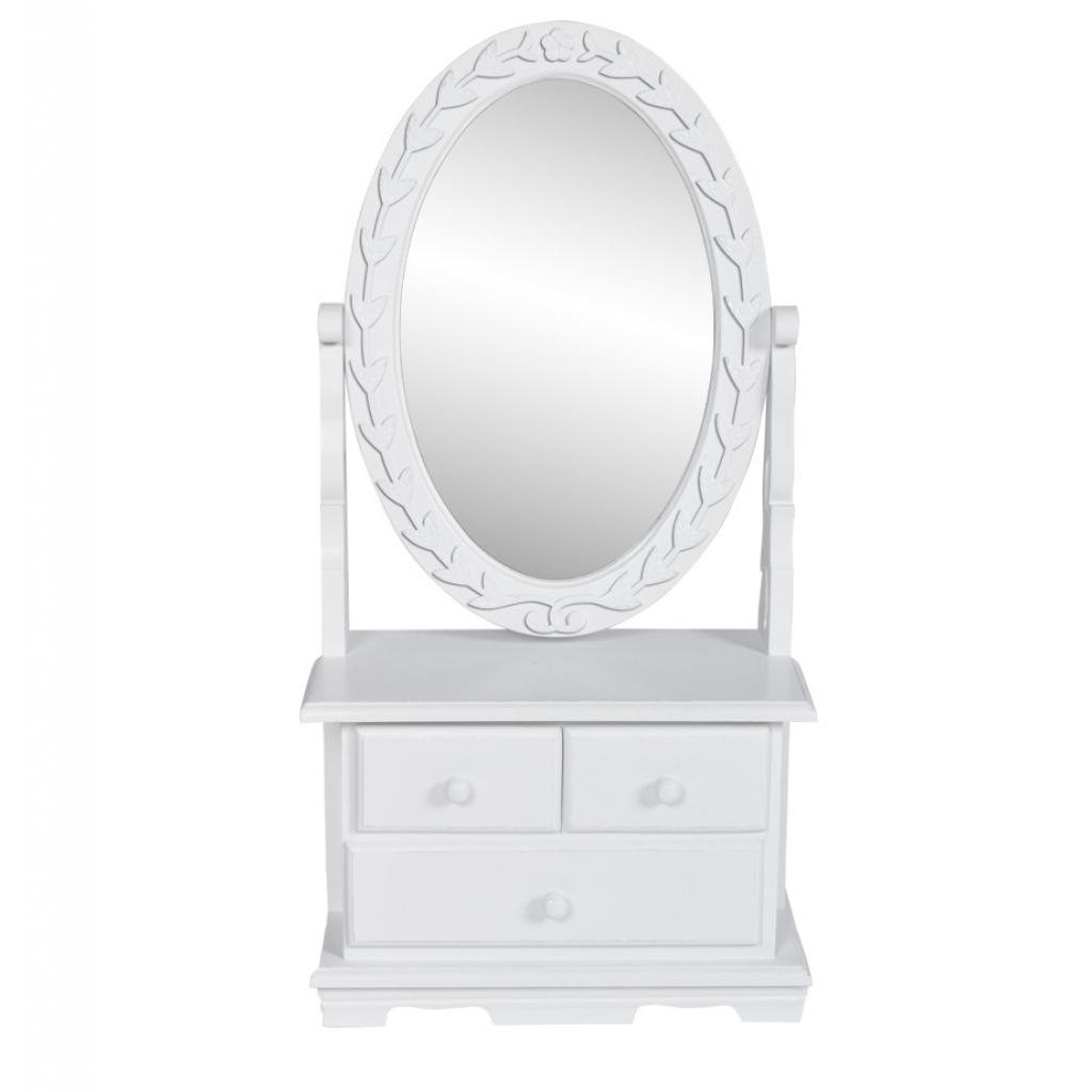 schminkkommode schminktisch spiegel braun barock holz versandkostenfreie. Black Bedroom Furniture Sets. Home Design Ideas
