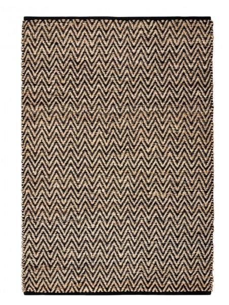 Teppich Zick-Zack Muster 120x180 cm