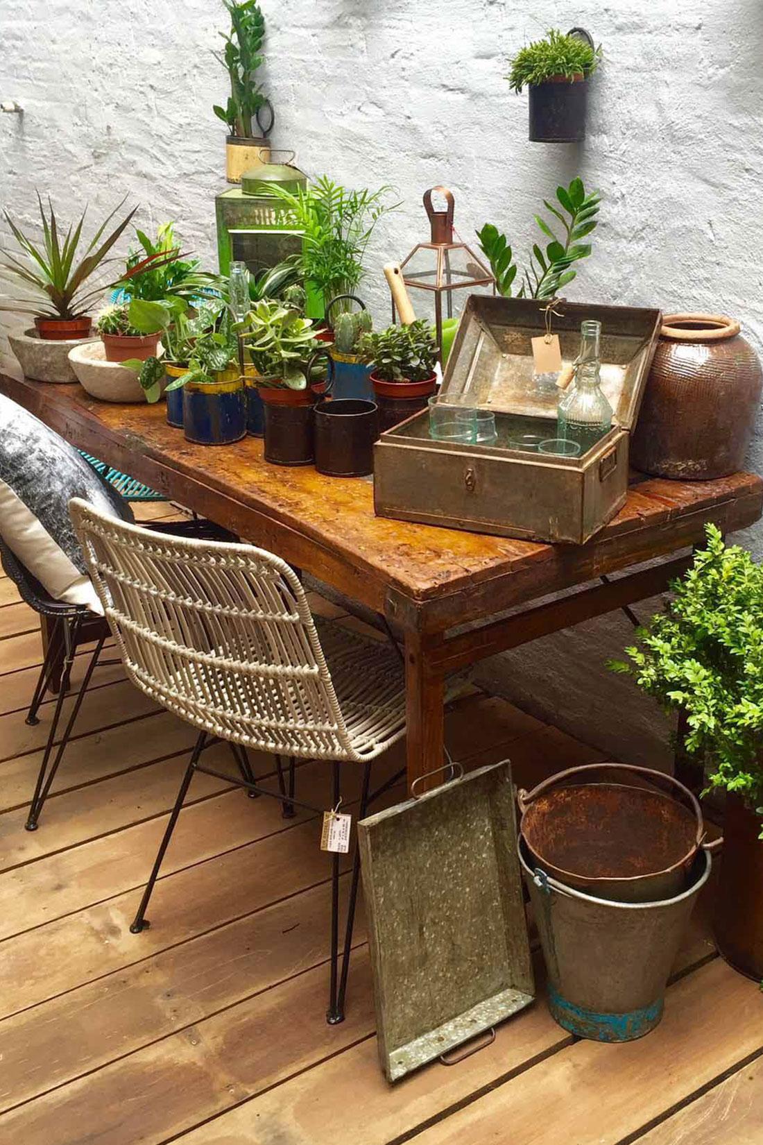 massivholz esstisch vintage look klappbar moebeldeal