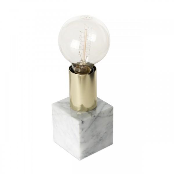 Tischlampe Mr. Lightning Grau