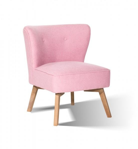 Sessel rosa