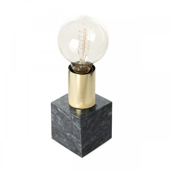 Tischlampe Mr. Lightning Schwarz