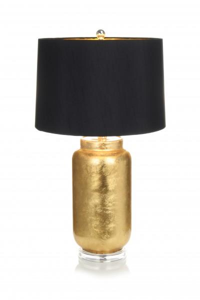 Tisch- / Stehlampe Destiny 110 Schwarz / Gold