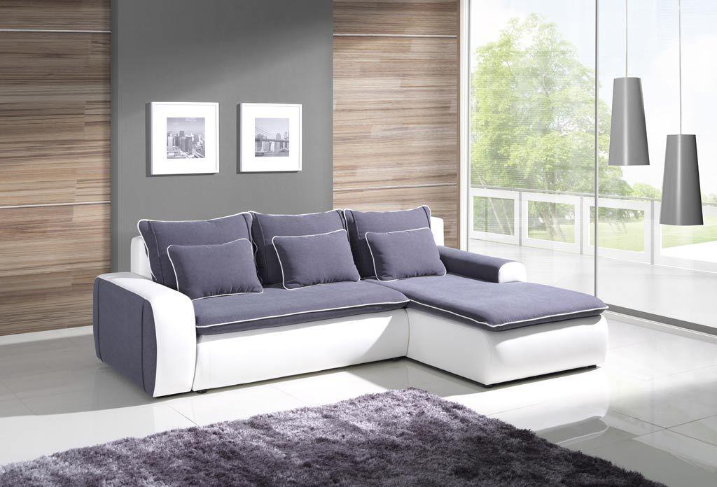 luxus couch couchgarnitur sofa mit schlaffunktion m bel wohnzimmer r ume. Black Bedroom Furniture Sets. Home Design Ideas