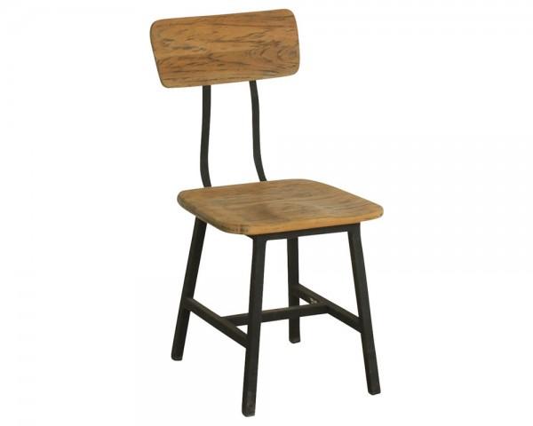 Stuhl Industrie-Stil