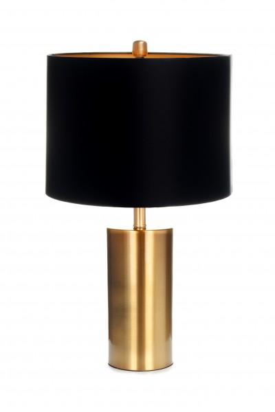 Tischlampe Wostok 110 Schwarz / Gold