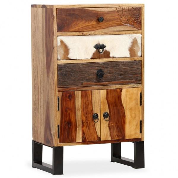 Sideboard Sheesham-Holz Massiv