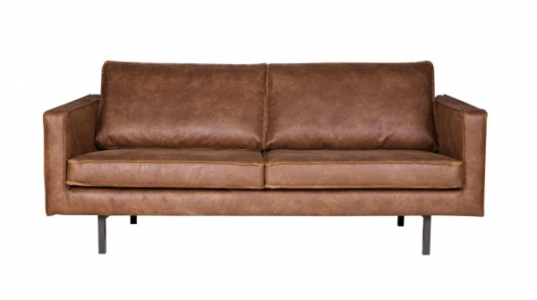 Sofa aus Leder Couch BePureHome