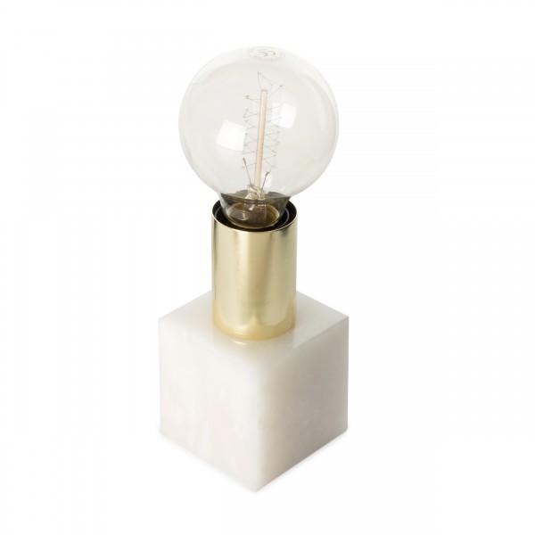 Tischlampe Mr. Lightning Weiß