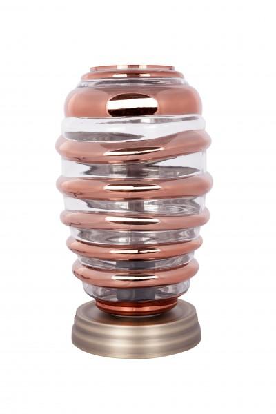 Tischlampe Aladin II 710 Champagner / Kupfer