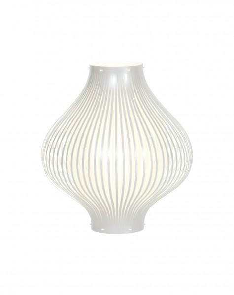 Tischlampe Luna 110 Weiß