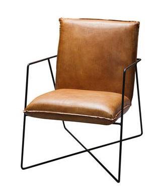 Vintage Leder Sessel