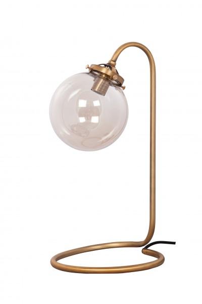 Tischlampe Globa 910 Messing