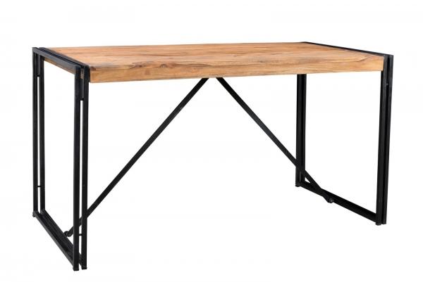 Massivholz Esstisch Industrie Design Moebeldeal Com