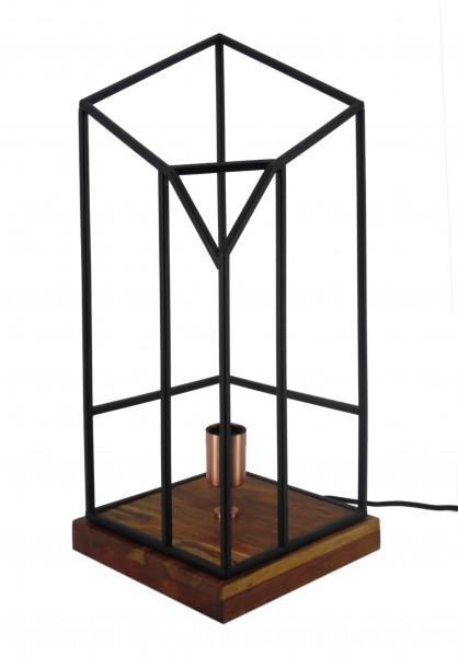 Tischlampe Regulus Schwarz