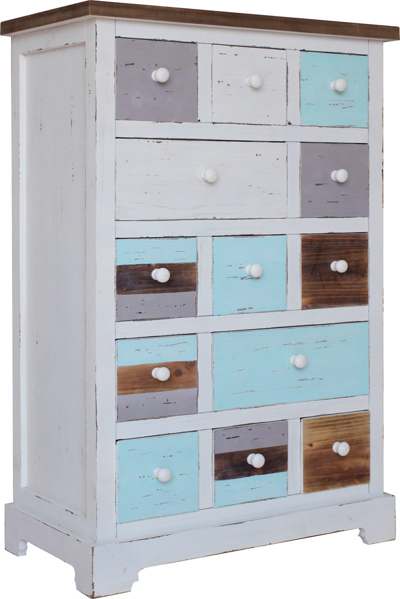 vintage kommode shabby style schubladen versandkostenfreie m bel online. Black Bedroom Furniture Sets. Home Design Ideas