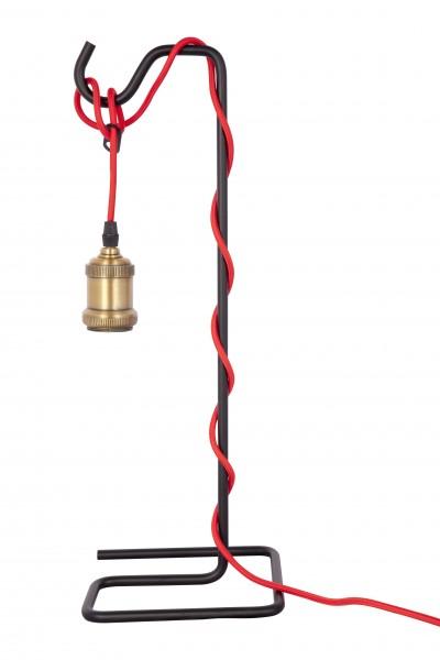 Tischlampe Musium 810 Schwarz