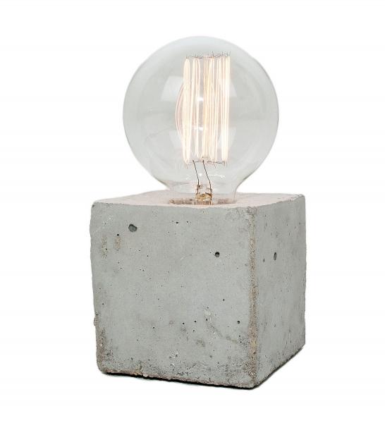 Betonlampe Alpha