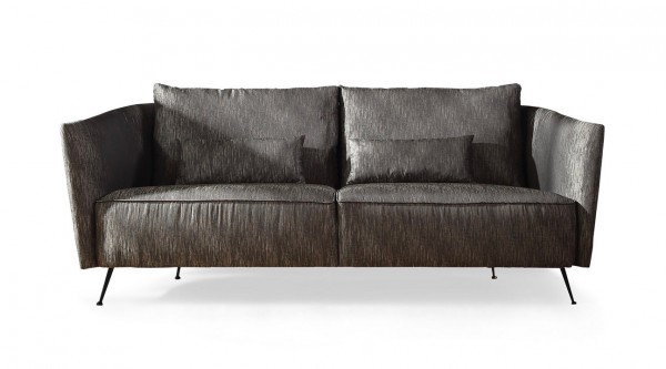 Vintage Sofa Anthrazit