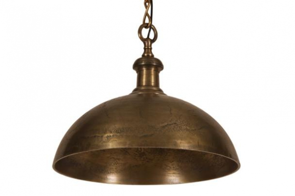 Industrial Pendelleuchte Fabrik Bronze