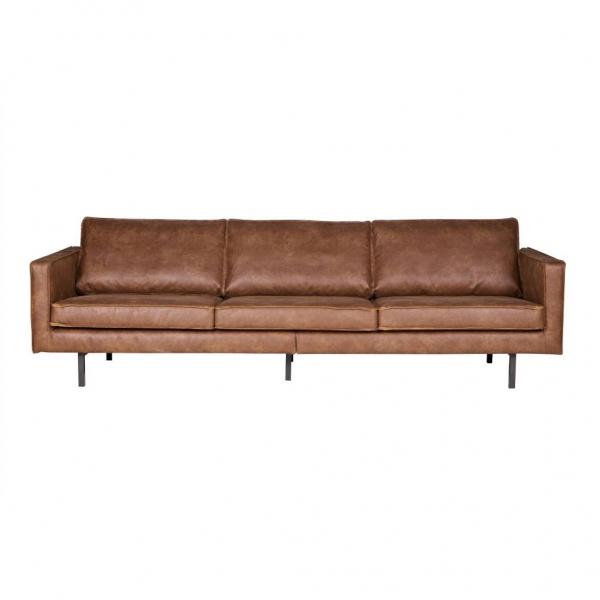 BePureHome Sofa 3-Sitzer aus Leder