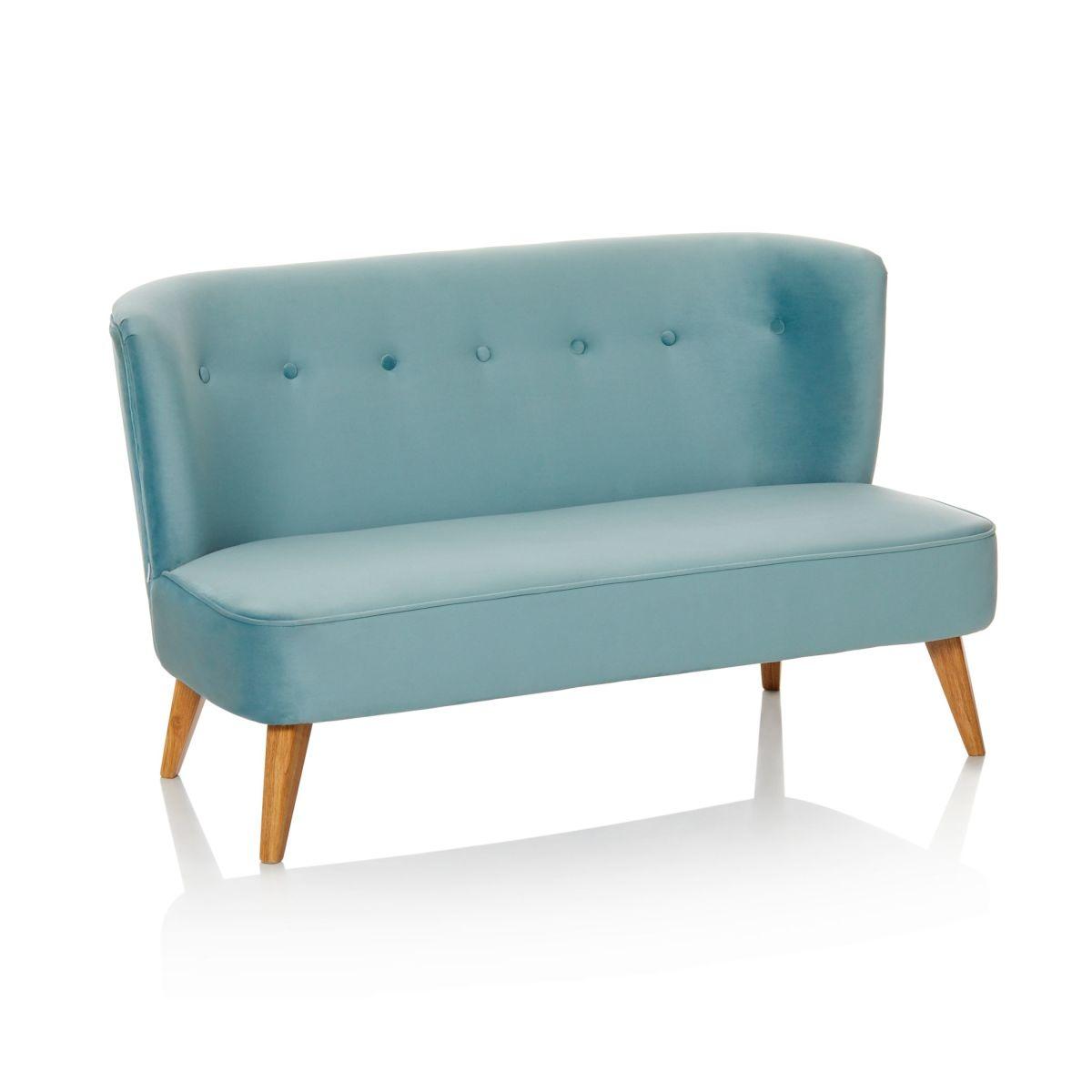 vintage sofa couch samtbezug versandkostenfreie m bel online bestellen. Black Bedroom Furniture Sets. Home Design Ideas