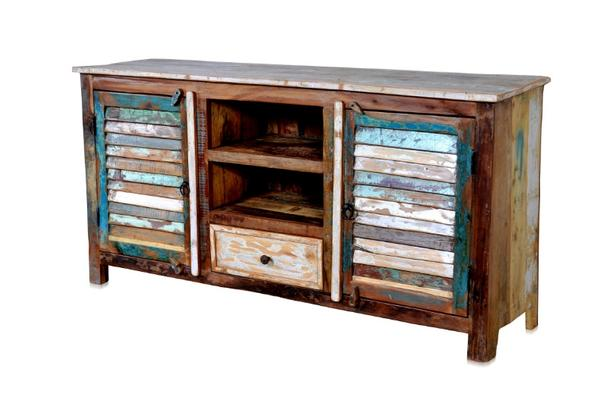 Beautiful With Kommode Industrial Style With Shabby Tv Mbel