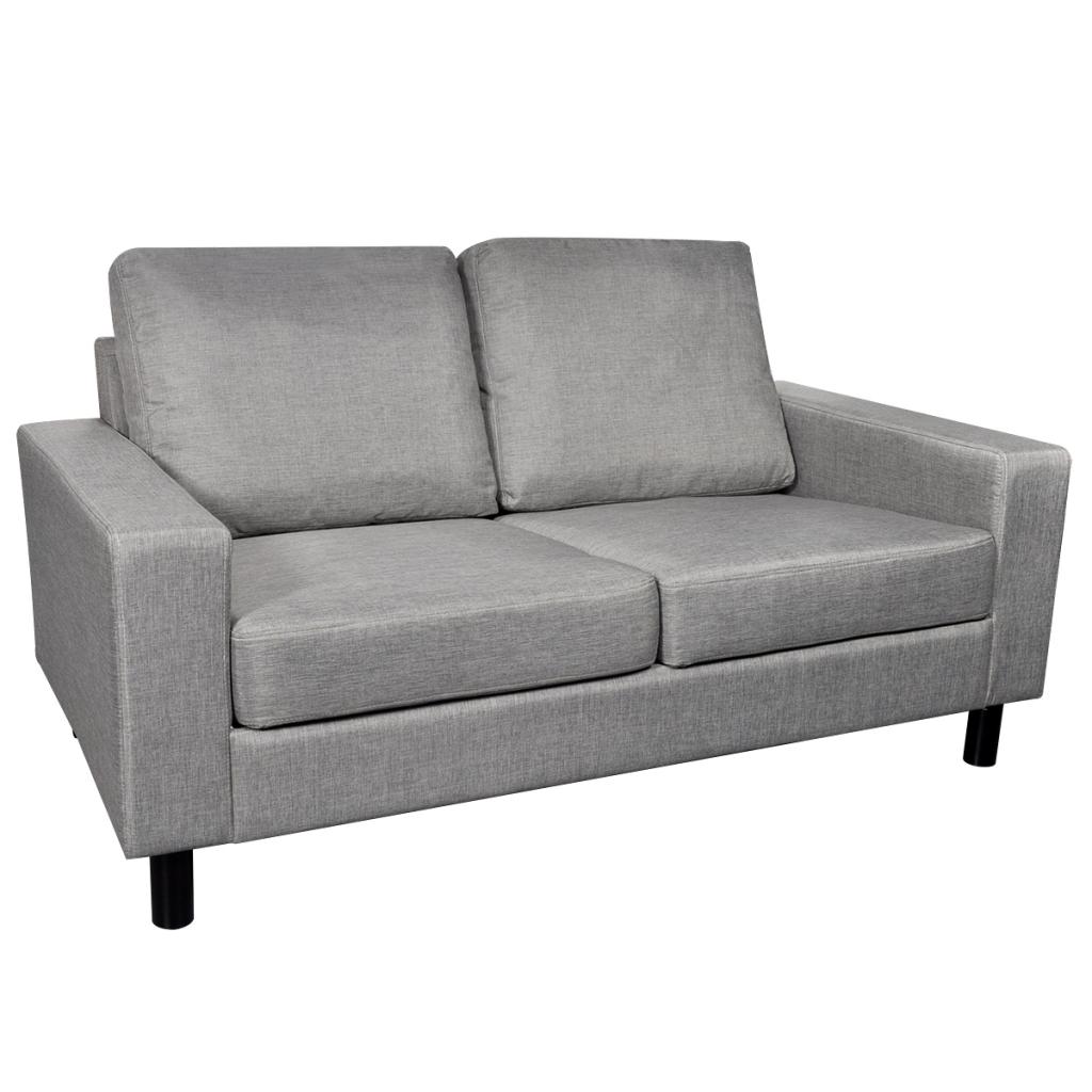 sofa 2 sitzer couch aus stoff versandkostenfreie m bel online bestellen. Black Bedroom Furniture Sets. Home Design Ideas