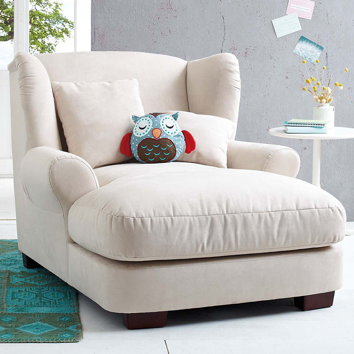 vintage sessel riesensessel retro look versandkostenfrei. Black Bedroom Furniture Sets. Home Design Ideas