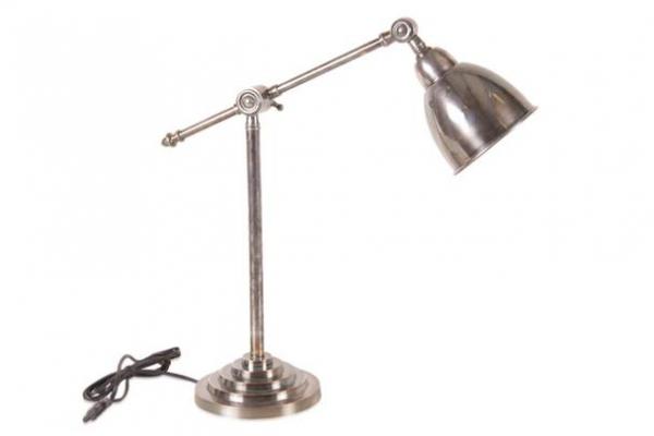Schreibtischlampe Leuchte aus Eisen Fabrik Chic