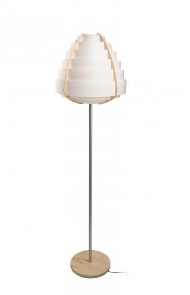 Stehlampe Soleil 110 Weiß