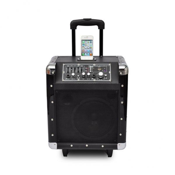 Tragbare Lautsprecher mit dem IPod-Basis