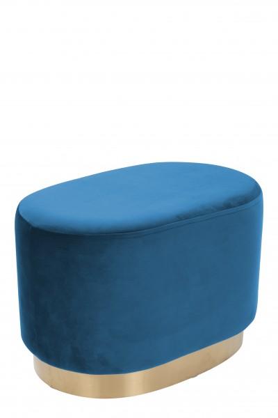 Hocker Nano 410 Blau