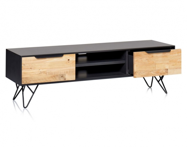 Industrial Chic Look Sideboard