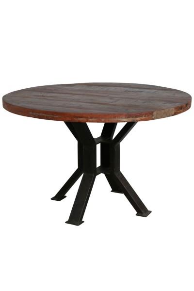Runder Tisch Vintage Stil Moebeldealcom Versandkostenfreie