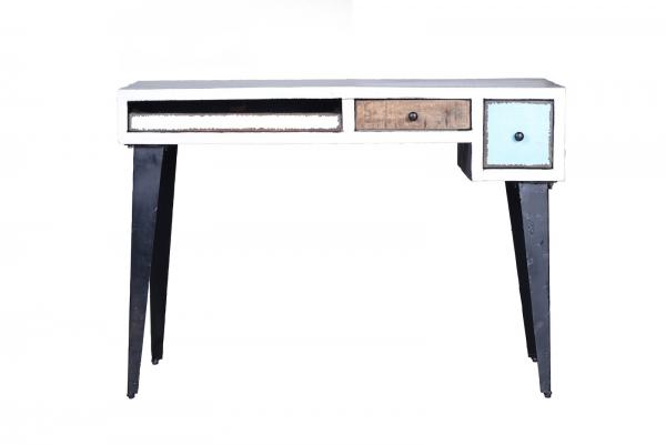 Vintage Schreibtisch im Used Look